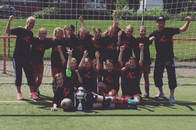 U11juniorinen 2016 meister 1